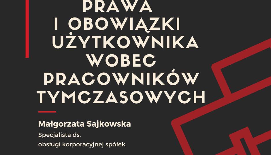 Agencja Pracy Tymczasowej Warszawa Poznań