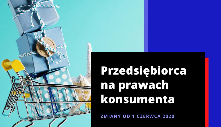 Prawa konsumenta 2020