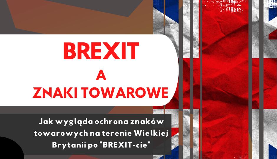 Znaki toware a brexit