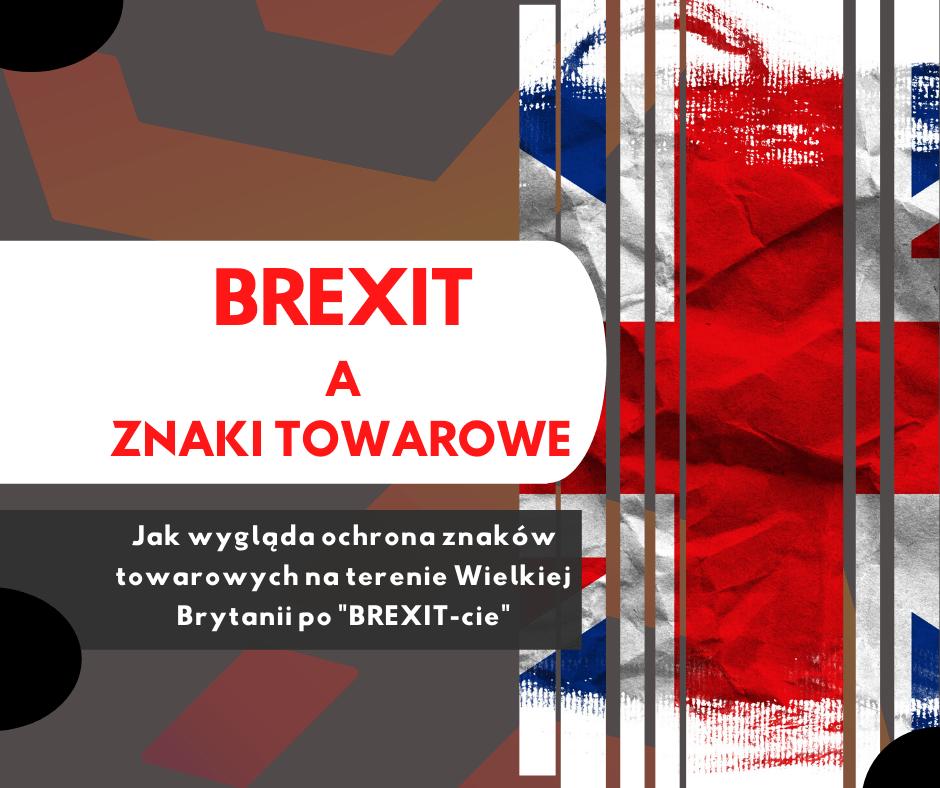 Brexit a znaki towarowe