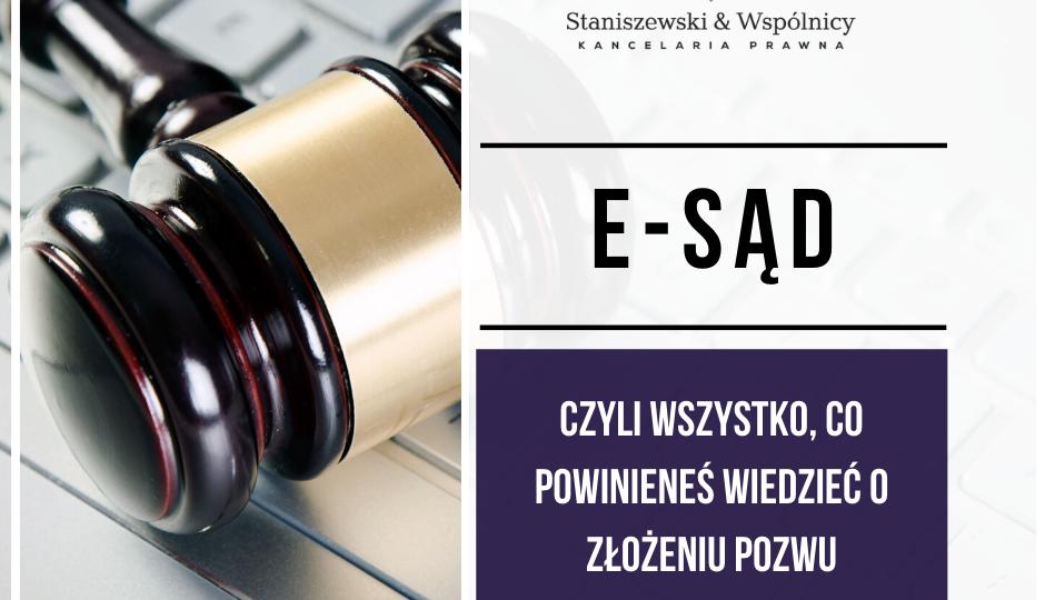 EPU czyli jak działa e Sąd