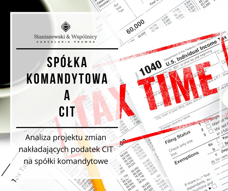 Sp.k. a CIT