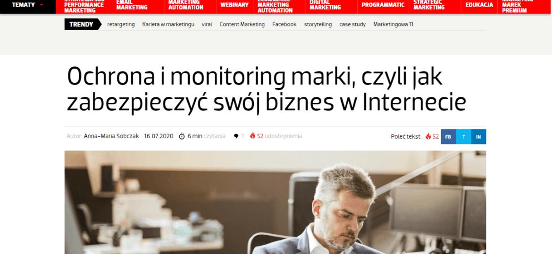 Ochrona-i-monitoring marki