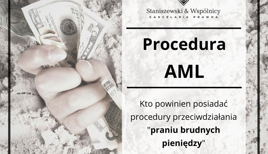 AML dokumentacja