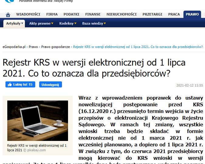 rejest-krs-w-wersji-elektronicznej
