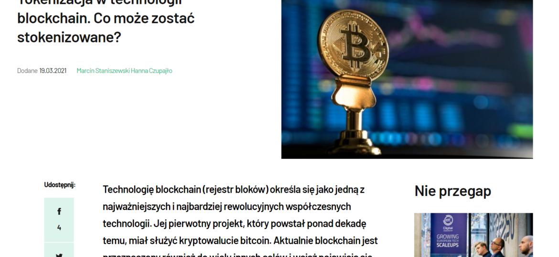 tokenizacja-w-technologii-blockchain
