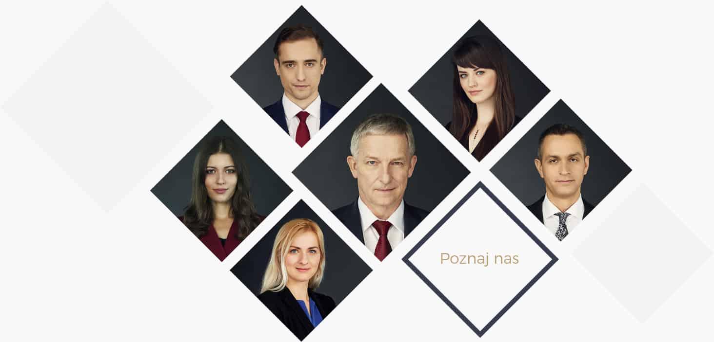 zespół kancelarii prawnej RPMS